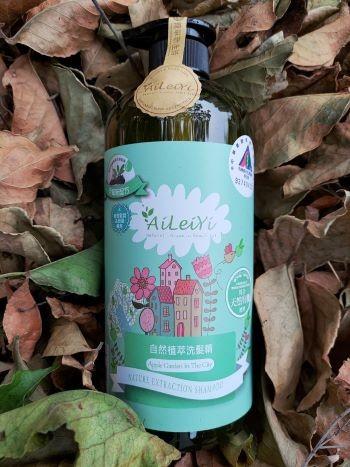 AiLeiYi城市裡的蘋果花園修護洗髮精